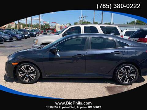 2016 Honda Civic for sale in Topeka, KS