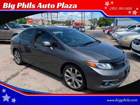 2012 Honda Civic for sale in Topeka, KS