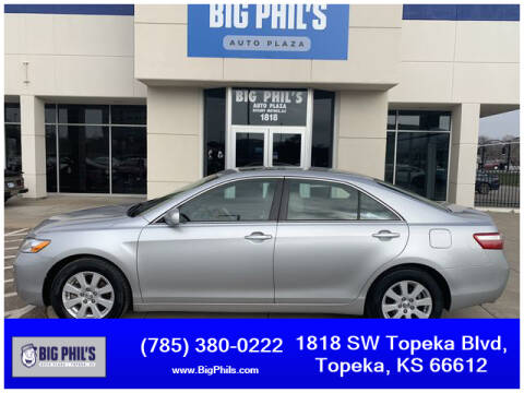 2007 Toyota Camry for sale at Big Phils Auto Plaza in Topeka KS
