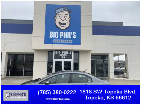 2009 Honda Civic for sale at Big Phils Auto Plaza in Topeka KS