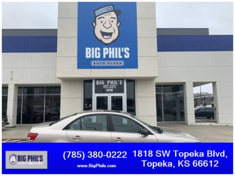 2007 Hyundai Sonata for sale at Big Phils Auto Plaza in Topeka KS
