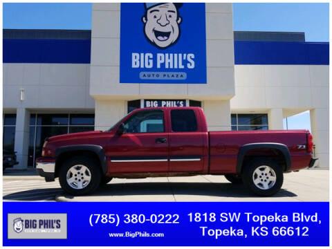 2007 Chevrolet Silverado 1500 Classic for sale at Big Phils Auto Plaza in Topeka KS