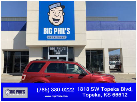2008 Ford Escape XLT for sale at Big Phils Auto Plaza in Topeka KS