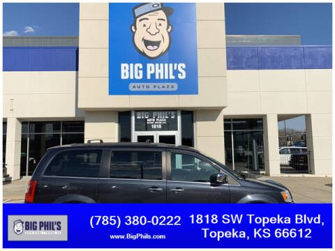 2014 Chrysler Town and Country for sale at Big Phils Auto Plaza in Topeka KS