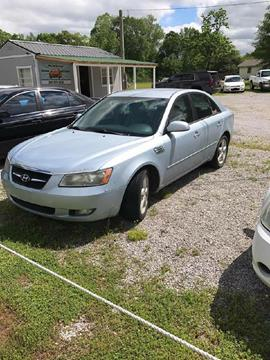 2007 Hyundai Sonata for sale in Hamilton, AL