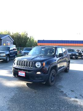 2016 Jeep Renegade for sale in Wasilla, AK