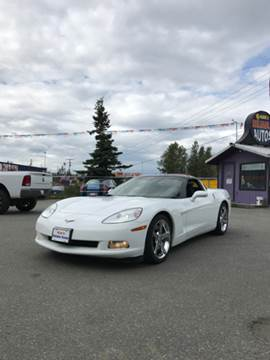 2007 Chevrolet Corvette for sale in Wasilla, AK