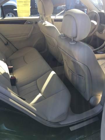 2006 Mercedes-Benz C-Class AWD C 280 Luxury 4MATIC 4dr Sedan - Wasilla AK