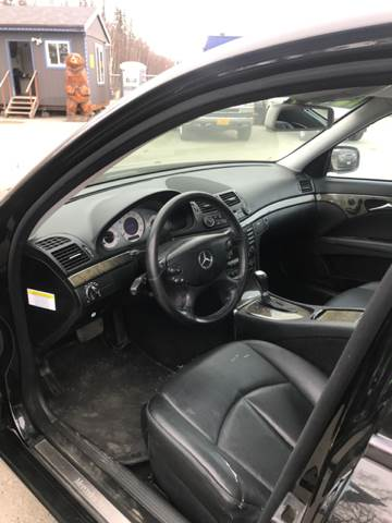 2008 Mercedes-Benz E-Class AWD E 350 4MATIC 4dr Sedan - Wasilla AK