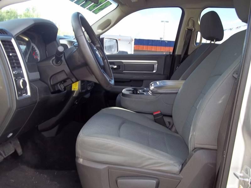 2013 RAM Ram Pickup 2500 4x4 SLT 4dr Crew Cab 6.3 ft. SB Pickup - Wasilla AK