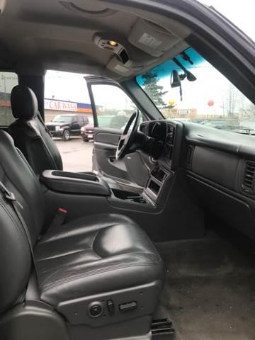 2005 Chevrolet Silverado 1500 4dr Extended Cab LT 4WD SB - Wasilla AK