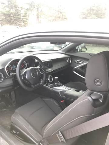 2017 Chevrolet Camaro LT 2dr Coupe w/1LT - Wasilla AK