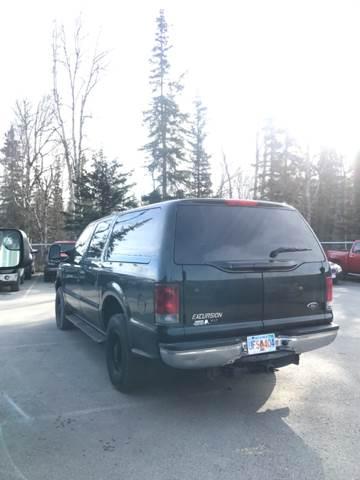 2003 Ford Excursion 4dr XLT 4WD SUV - Wasilla AK