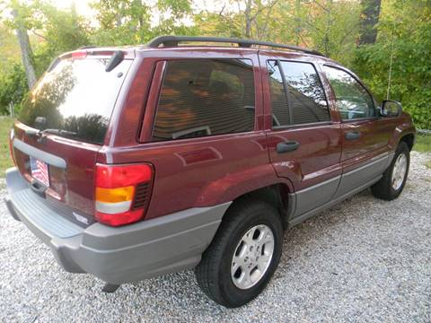 2004 Jeep Grand Cherokee for sale in Hampstead, NH