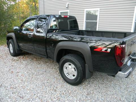 2005 Chevrolet Colorado for sale in Hampstead, NH