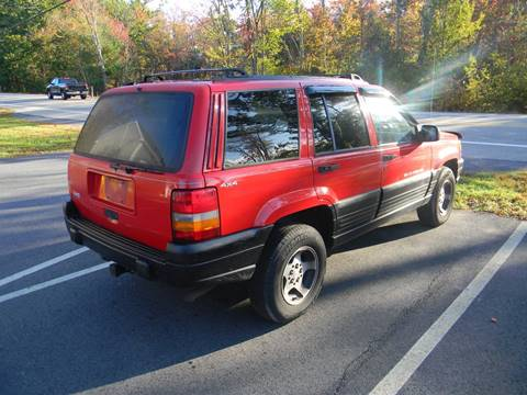1996 Jeep Grand Cherokee for sale in Hampstead, NH