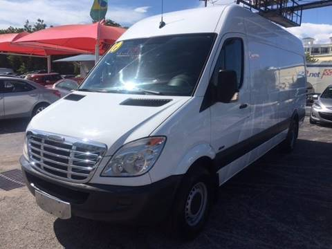 2010 Dodge Sprinter Cargo for sale in Pompano Beach, FL