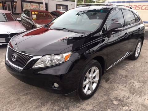 2011 Lexus RX 350 for sale in Pompano Beach, FL