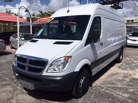2007 Dodge Sprinter Cargo for sale in Pompano Beach, FL