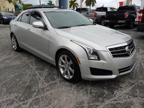 2014 Cadillac ATS for sale in Pompano Beach, FL