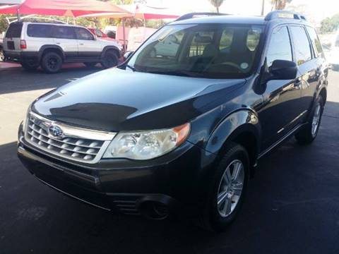 2011 Subaru Forester for sale at Brascar Auto Sales in Pompano Beach FL