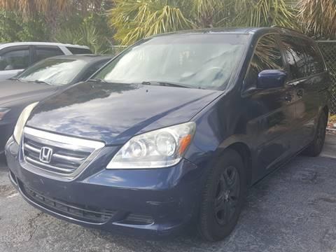 2005 Honda Odyssey for sale at Brascar Auto Sales in Pompano Beach FL