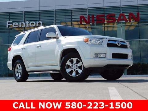 2012 Toyota 4Runner for sale in Ardmore, OK