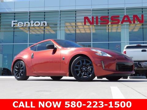 2016 Nissan 370Z for sale in Ardmore, OK