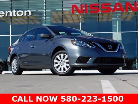 2017 Nissan Sentra for sale in Ardmore, OK