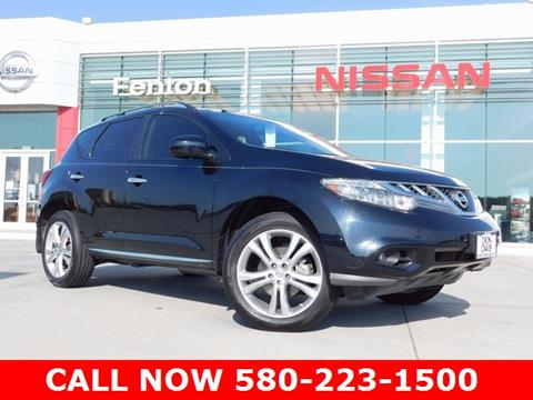 2014 Nissan Murano for sale in Ardmore, OK