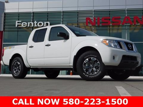 2018 Nissan Frontier for sale in Ardmore, OK