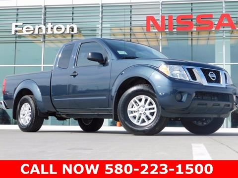 2017 Nissan Frontier for sale in Ardmore, OK