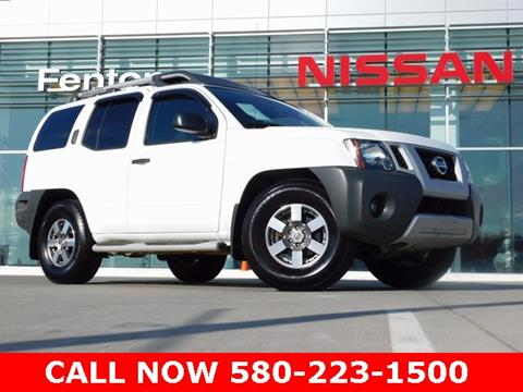 2010 Nissan Xterra for sale in Ardmore, OK