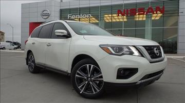 2017 Nissan Pathfinder for sale in Ardmore, OK