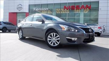 2014 Nissan Altima for sale in Ardmore, OK