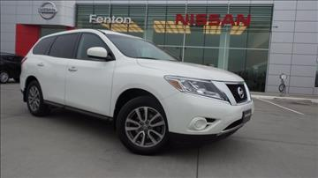 2014 Nissan Pathfinder for sale in Ardmore, OK