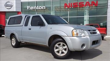 2001 Nissan Frontier for sale in Ardmore, OK