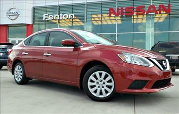 2016 Nissan Sentra for sale in Ardmore, OK
