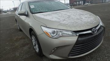 2015 Toyota Camry for sale in Billings, MT