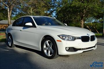 2013 BMW 3 Series for sale in Homestead, FL