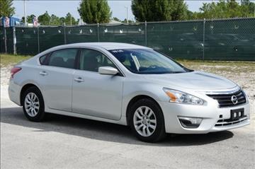 2013 Nissan Altima for sale in Homestead, FL