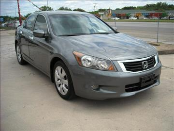 2008 Honda Accord for sale in Fort Worth, TX