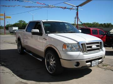 2007 Ford F-150 for sale in Fort Worth, TX