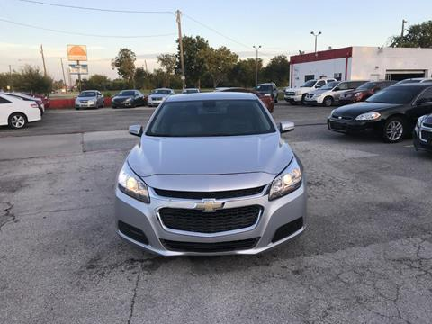 2014 Chevrolet Malibu for sale in Garland, TX