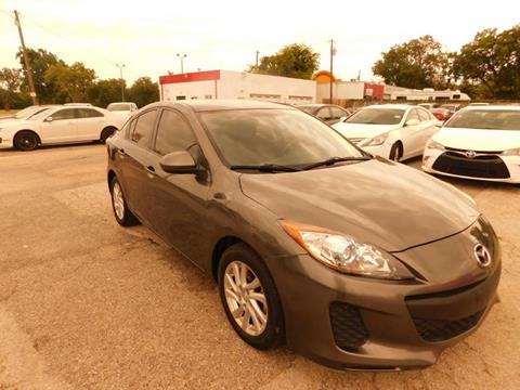 2012 Mazda MAZDA3 for sale in Garland, TX