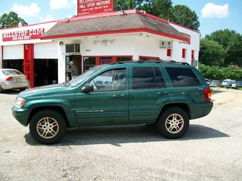 1999 Jeep Grand Cherokee for sale at Hill Stop Motors in Memphis TN