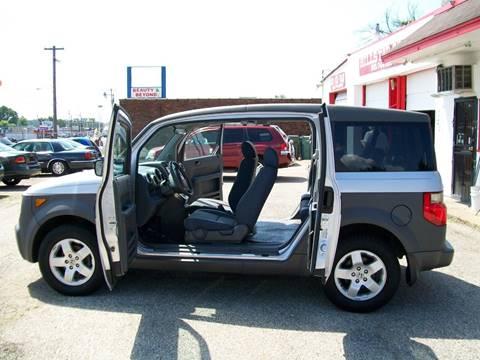 2003 Honda Element for sale at Hill Stop Motors in Memphis TN