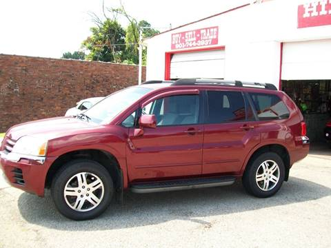 2005 Mitsubishi Endeavor for sale at Hill Stop Motors in Memphis TN