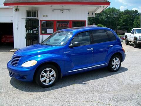 2005 Chrysler PT Cruiser for sale at Hill Stop Motors in Memphis TN