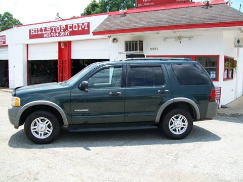2002 Ford Explorer for sale at Hill Stop Motors in Memphis TN